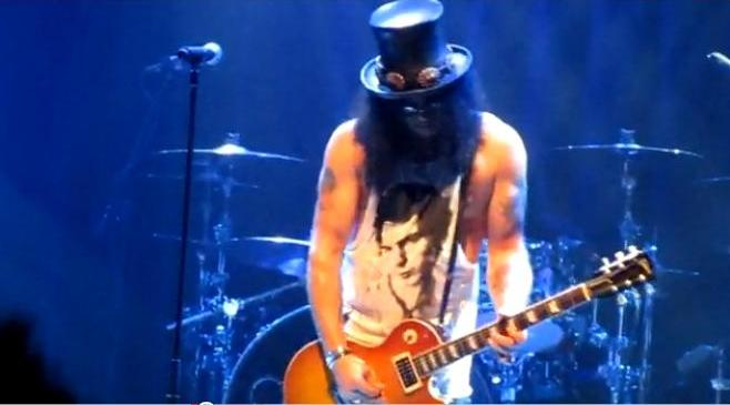 Slash in Paradiso