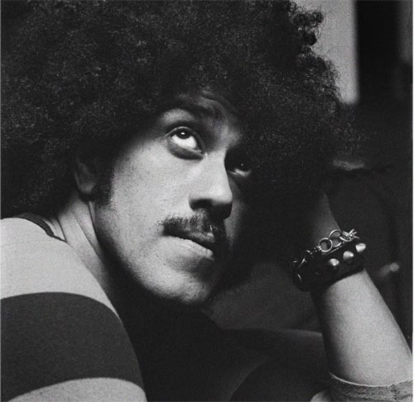 Phil Lynott (© Colm Henry Photography)