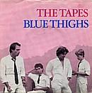 blue thighs