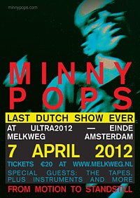 Minny Pops Last Dutch Show