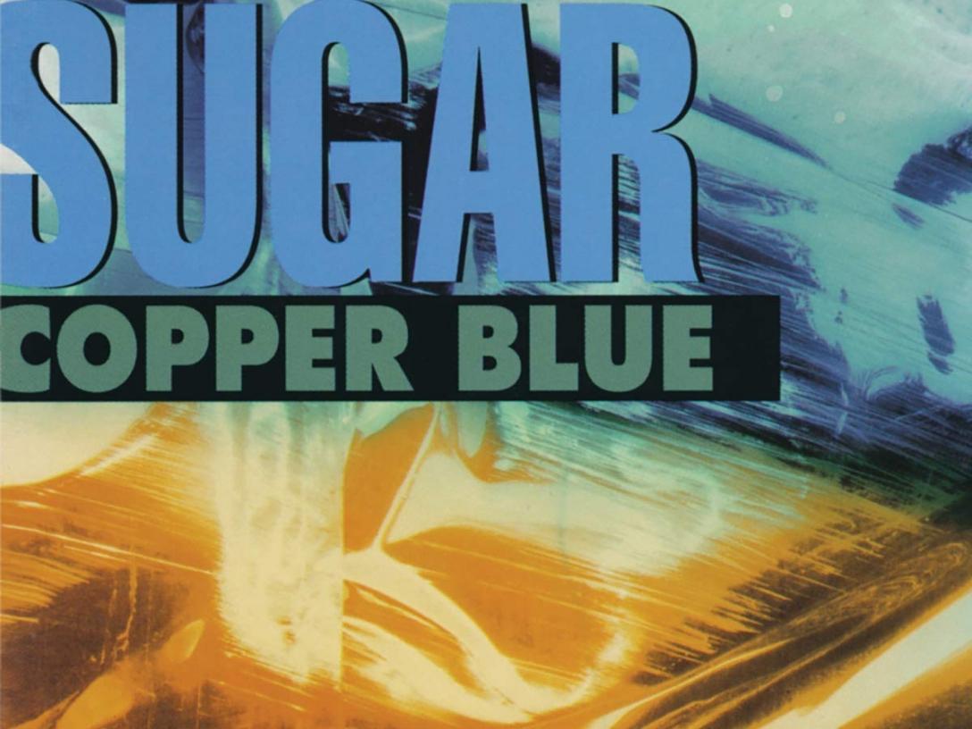 Sugar - Copper Blue