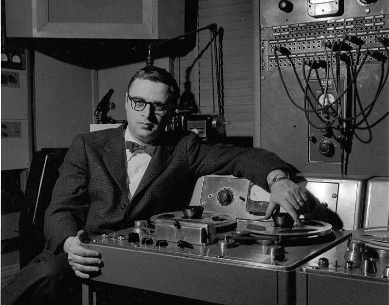 Rudy Van Gelder - © Francis Wolff, courtesy of Mosaic Images