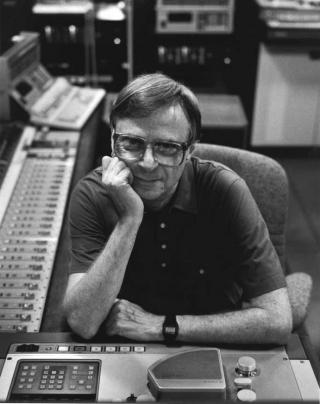 Rudy Van Gelder - © Hank O' Neal