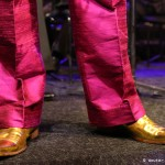 Golden Shoes Eric Vloeimans