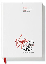 Virgin Records - 40 Years Of Disruptions Boek