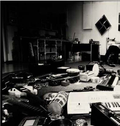 Someday World - instrumenten