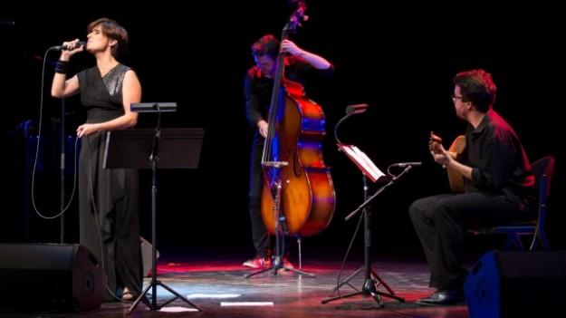 Cristina Brancow & band