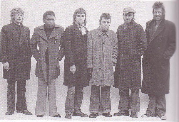 Early Ian Dury and the Kilburns. Fotograaf: Mick Hill