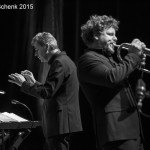 Ansgar Striepens (links) WDR Big Band