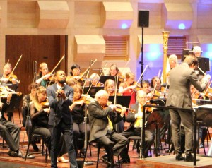 Arlindo en het Rotterdams Philharmonisch Orkest