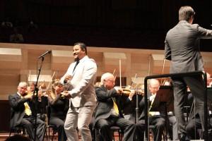 Nenny Silva en het Rotterdams Philharmonisch Orkest