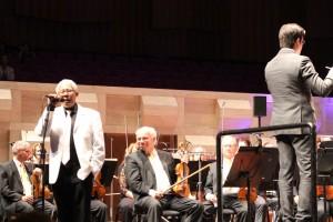 Americo Brito en het Rotterdams Philharmonisch Orkest