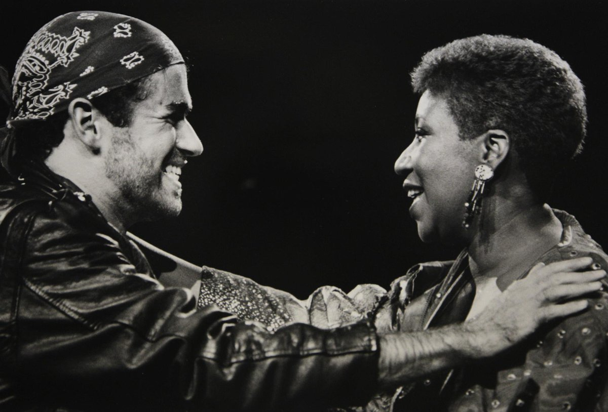 George Michael & Aretha Franklin