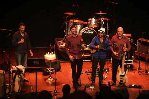 Jaime Rodriguez en het Guafa Trio