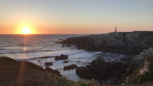 Zonsondergang Porto Covo