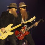 ZZ Top;  Billy Gibbons & Dusty Hill