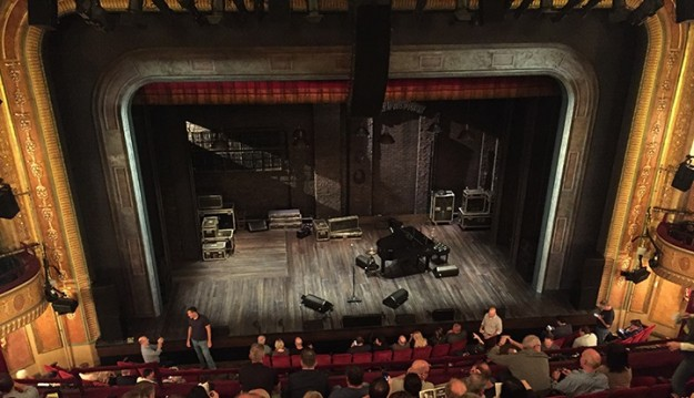 Walter Kerr Theatre: Springsteen on Broadway