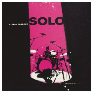 Stefan Pasborg - Solo (limited edition vinyl EP)