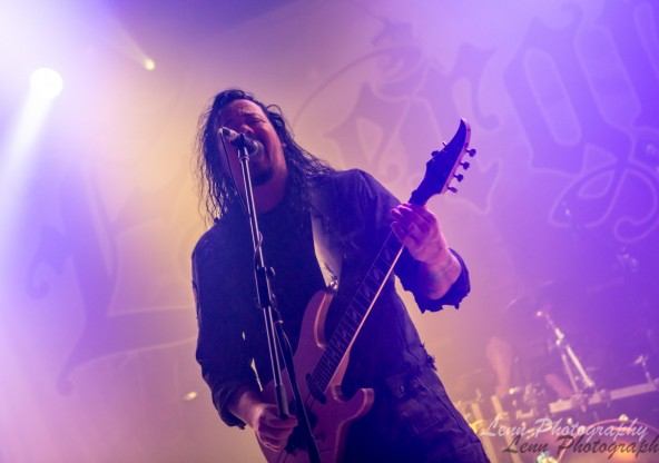 Tom S. Englund | Evergrey