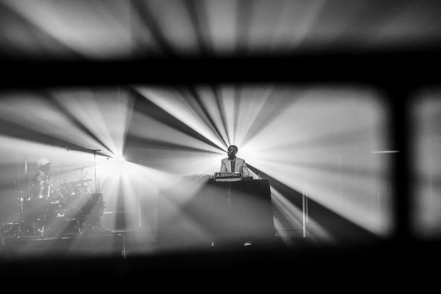 Tony Allen en Jeff Mills - copyright Nachtschaduw