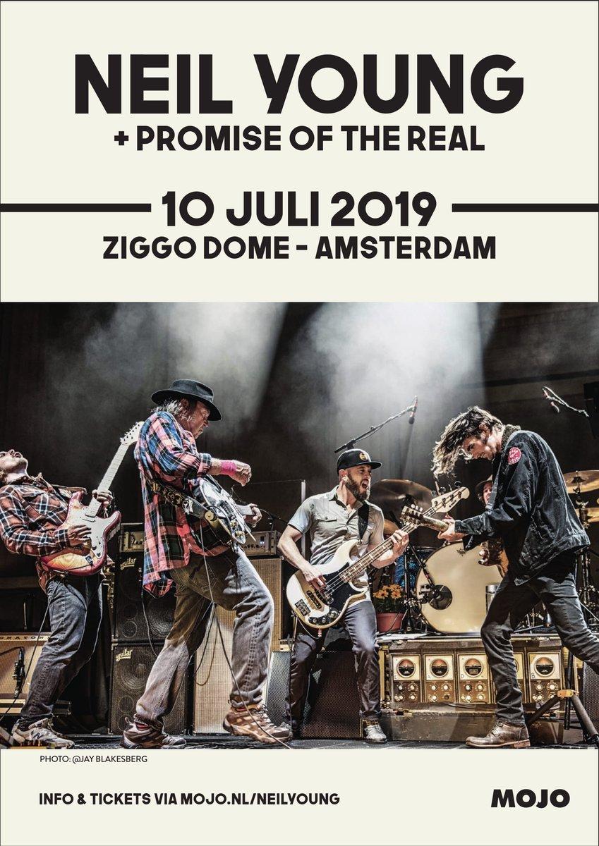 Afbeeldingsresultaat voor neil young ziggo dome 2019 pictures