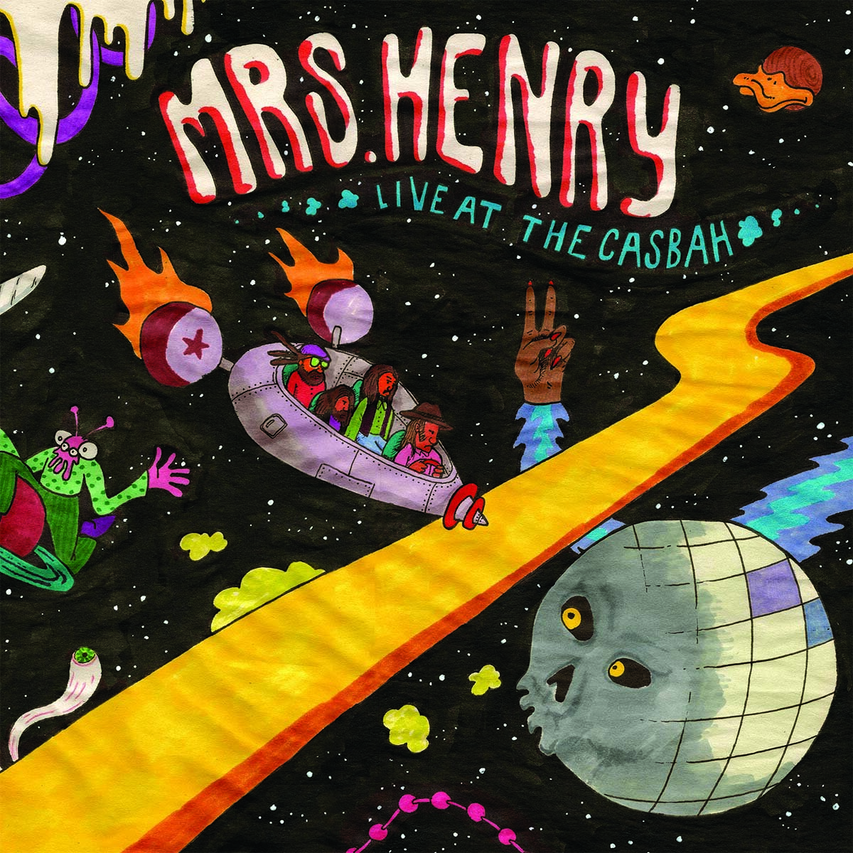 Mrs. Henry - Live At The Casbah