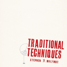 Stephen J. Malkmus - Traditional Techniques