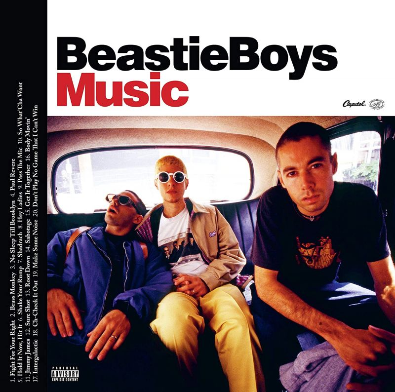 Beastie Boys - Music