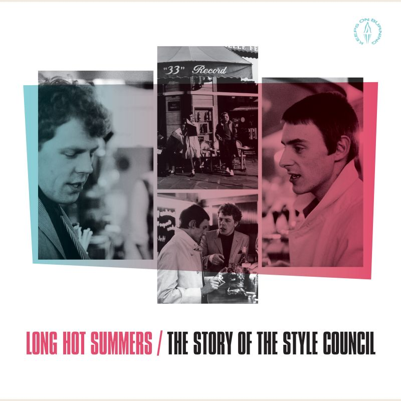 The Style Council - Long Hot Summers