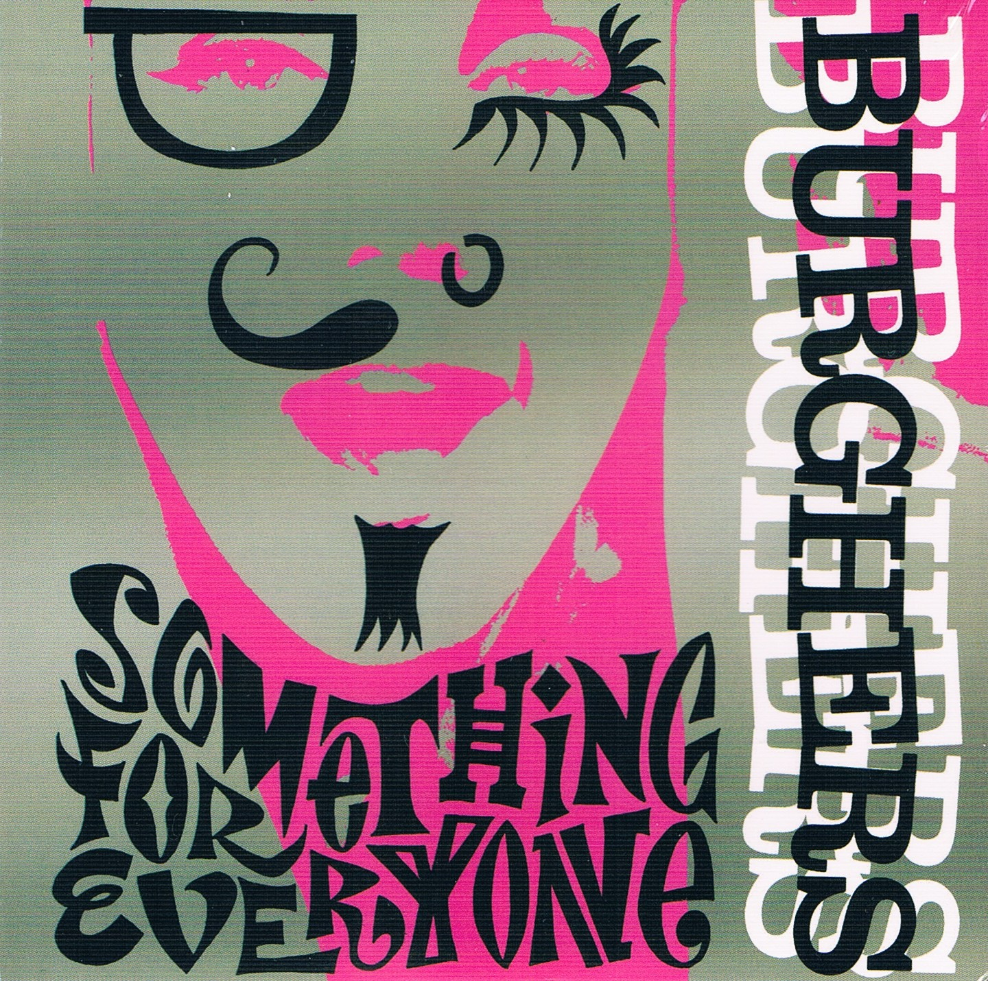 Burghers - Something For Everyone