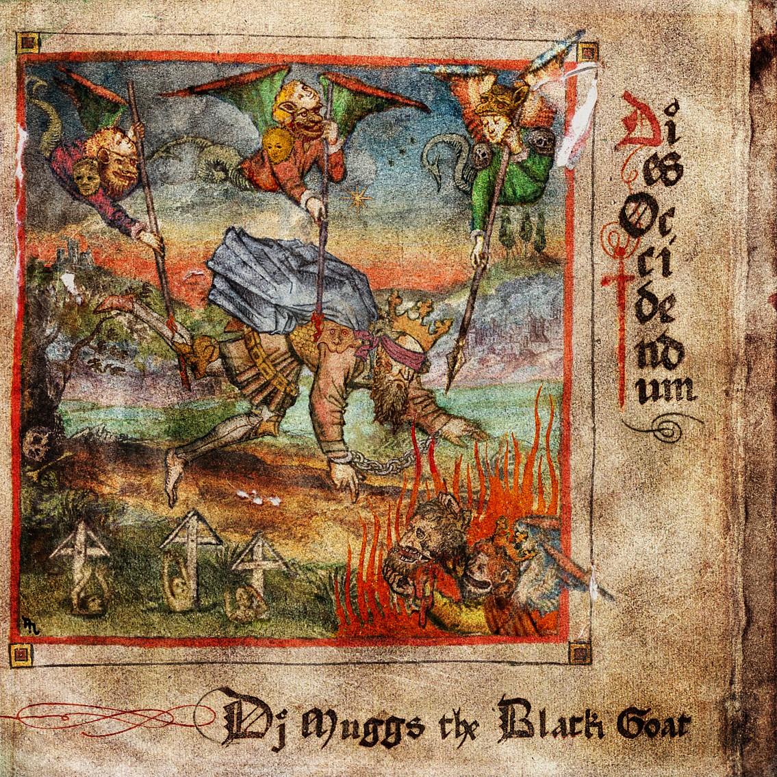 Dj Muggs the Black Goat - Diesoccidendum