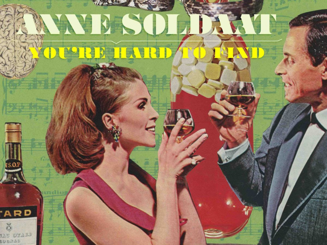 Anne Soldaat - You're Hard To Find