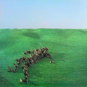 Squid - Bright Green Field