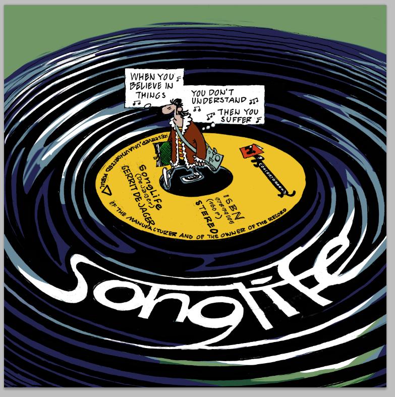 Gerrit de Jager - Songlife