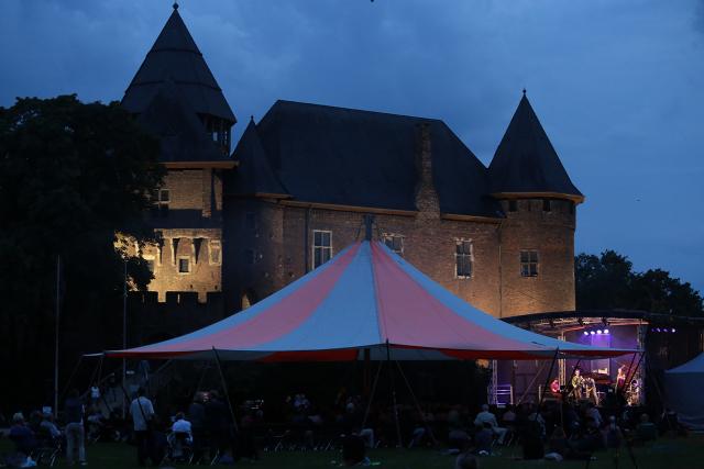 Burg Linn Festivalterrein