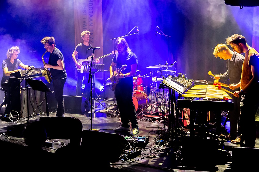 mondriaan jazz festival - John Ghost