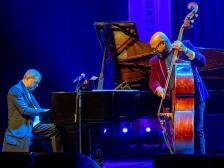 mondriaan jazz festival - McBride Moran